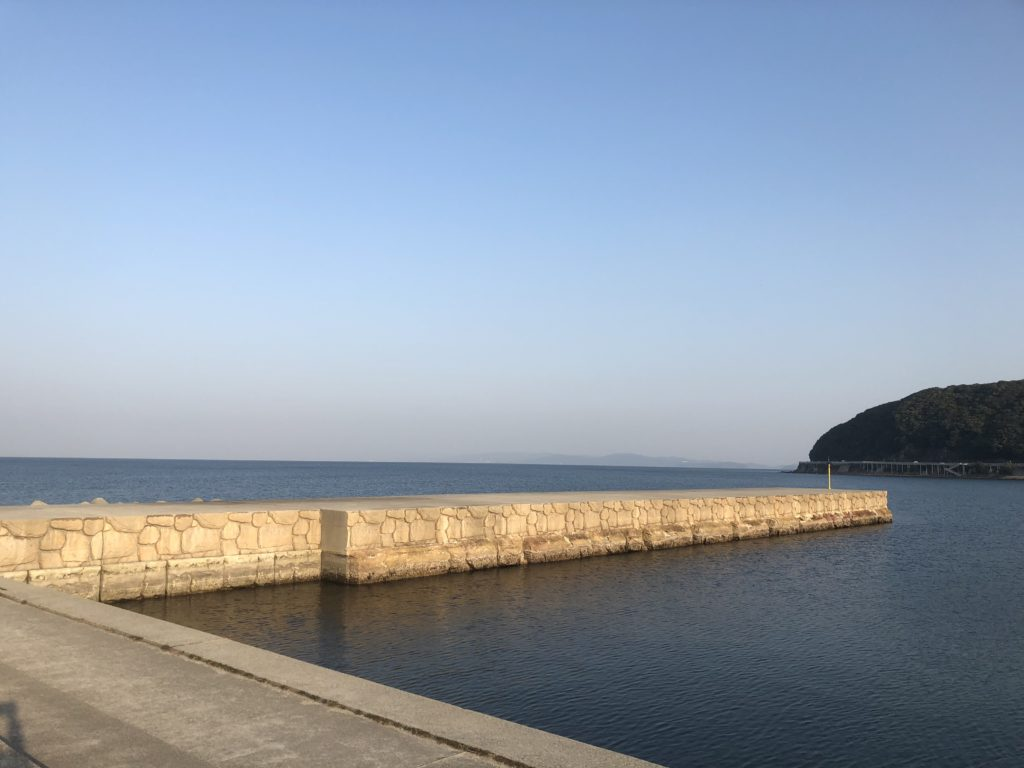 洲本港 大浜向き