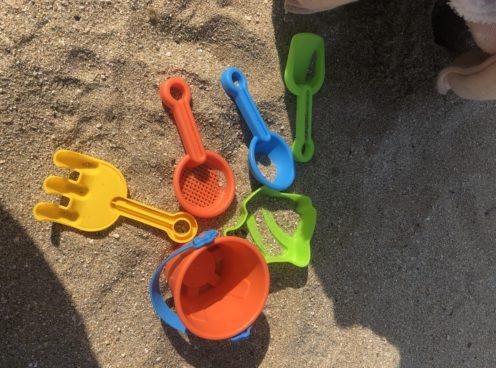 砂遊びセット
