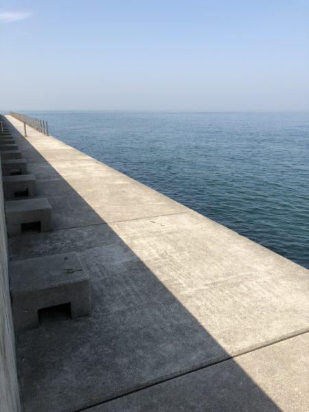 富島漁港南部