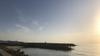 西浦の景色