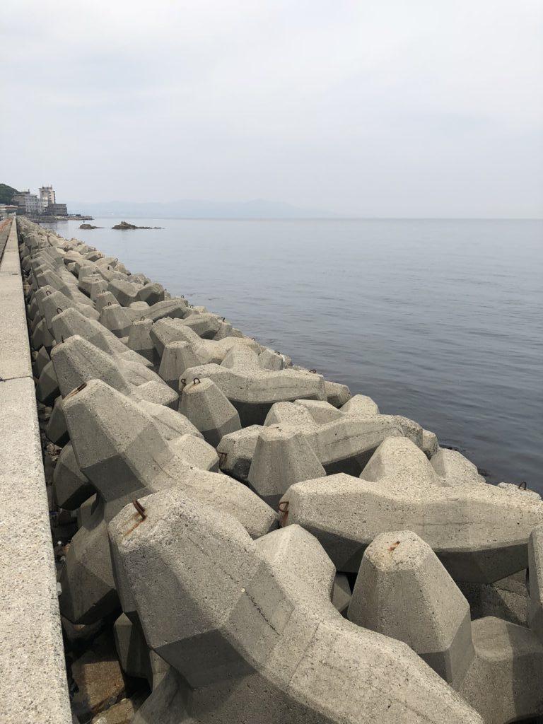 古茂江 北向き