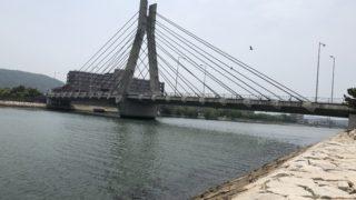 洲本川河口