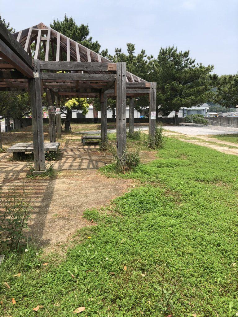 炬口海水浴場公園