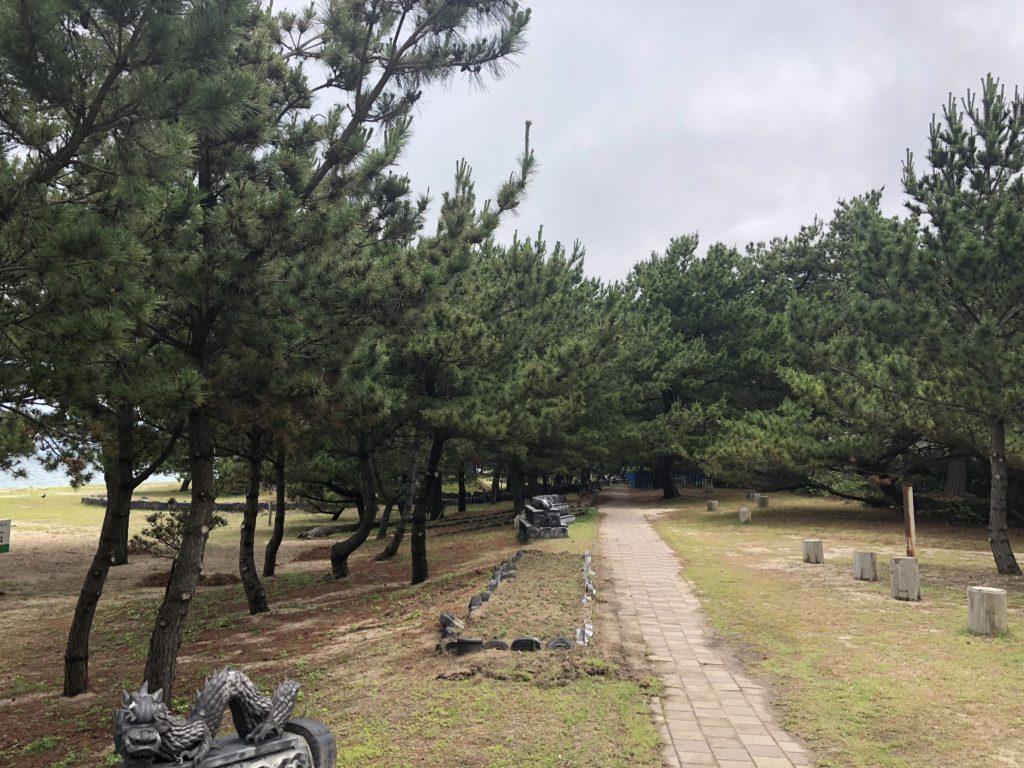 慶野松原プロポーズ街道