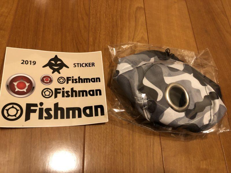 Fishmanイベント品